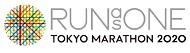 東京マラソン2020バナー
